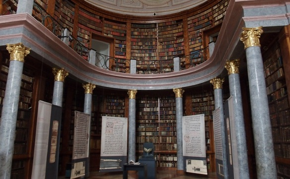 360,000 volumes are kept in the collection.