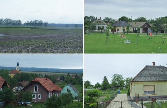 Going to the town of Herend from Győr, it takes 1 hour 15 minutes (85.5 km).