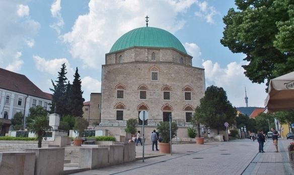 Mosque of Gazi Kasim Pasha Pécs