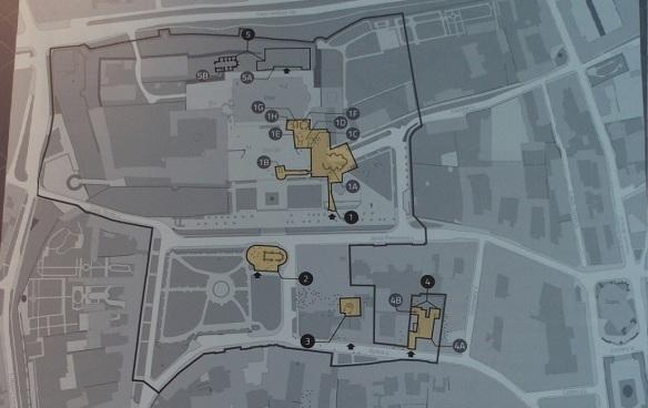 Cella Septichora Map