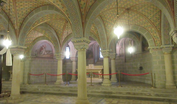 Crypt of Pécs Cathedral
