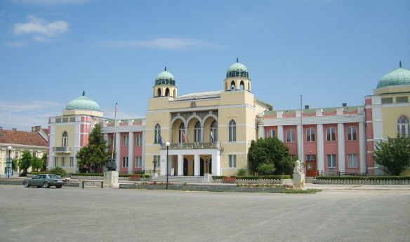 Town Hall of Mohács