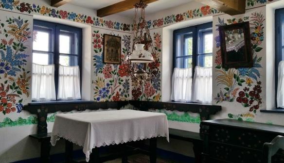 Folk Craft House. This house was originally a peasant's home.
