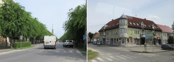 Saint Stephen (István) Road.