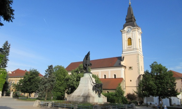 St. Nicholas Orthodox Church Kecskemét