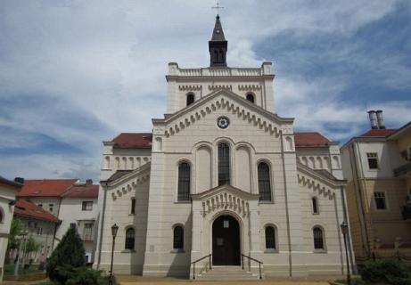Evangélikus templom (Lutheran Church Kecskemét)