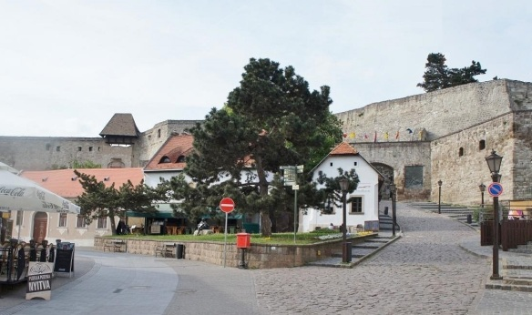 Stone Fortress, Eger Castle