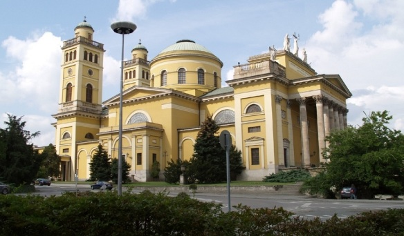Saint John the Apostle and Evangelist Cathedral Eger