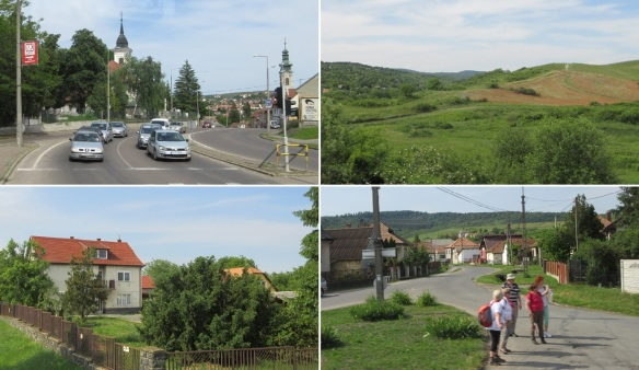 We are driving to a small village called Hollókő from Valley of the Beautiful Woman Eger.