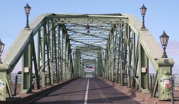 Mária Valéria Bridge Esztergom