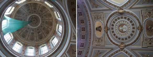 Dome and Ceiling of Esztergom Basilica