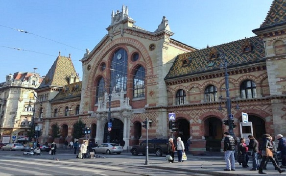 The Great Market Hall Budapest