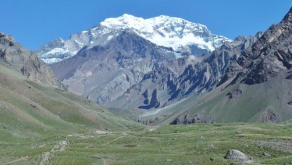 Aconcagua 6,961 metres
