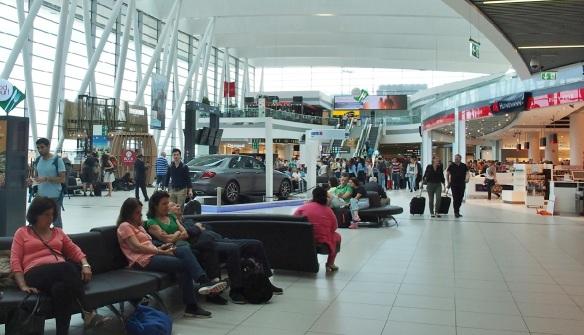 Liszt Ferenc International Airport Lounge