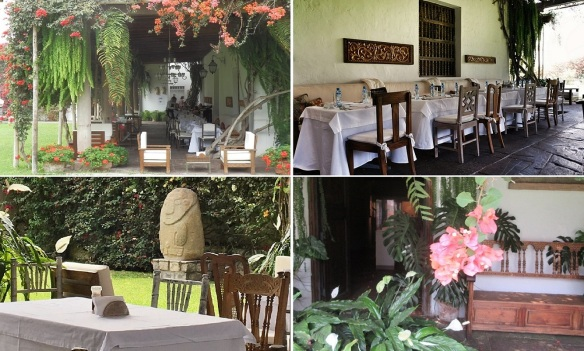 Larco Museum Restaurant