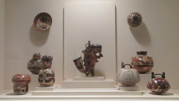 Nazca Culture (1-800 CE).