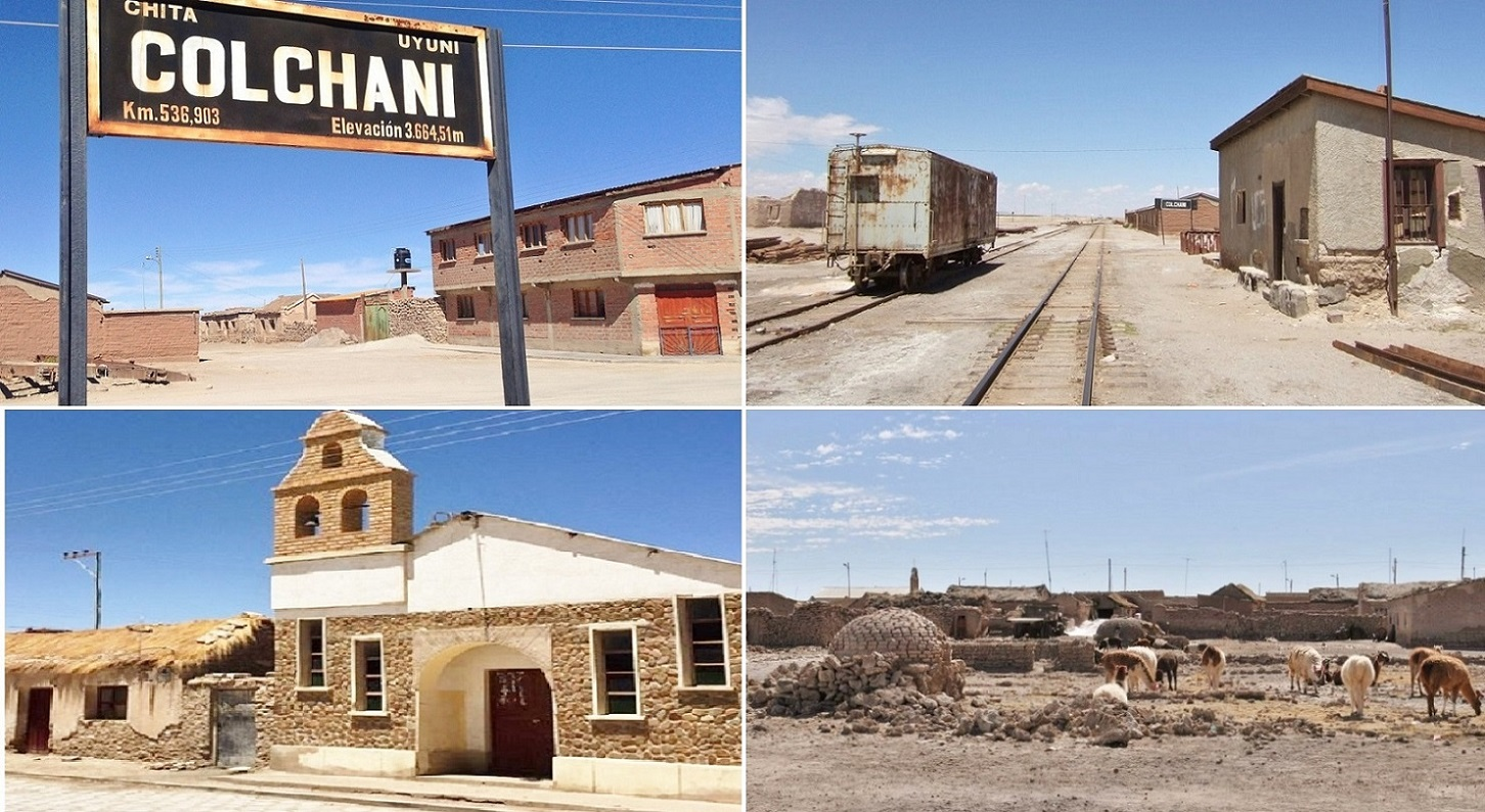 Colchani Bolivia | weepingredorger